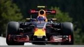 F1 Spa: libere 2 alle Red Bull, Vettel 4°