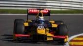 GP2 Spa,Giovinazzi soffia a Gasly la pole nel finale