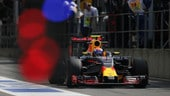 """Verstappen: """"Un buon risultato, ma non siamo né in qualifica né in gara"""""""