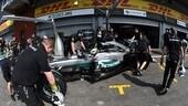 Formula 1 Spa, 55 posizioni di penalità per Hamilton