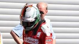 Formula 1 Spa, qualifiche: quarto posto indigesto per Vettel