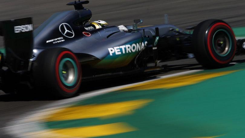 F1 Spa, Hamilton: