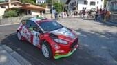 CIR,Basso chiude al comando la prima tappa del Rally del Friuli