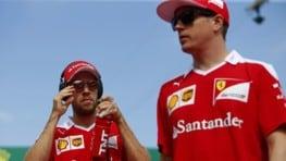 F1 Spa, la giornata nera delle Rosse