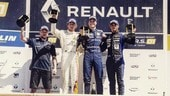 Renault Sport Trophy , Blomstedt e Schothorst si dividono le vittorie