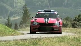 E.R.C. - Rally Barum: a segno Kopecky