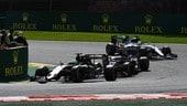 Formula 1 Spa, Force India sorpassa Williams
