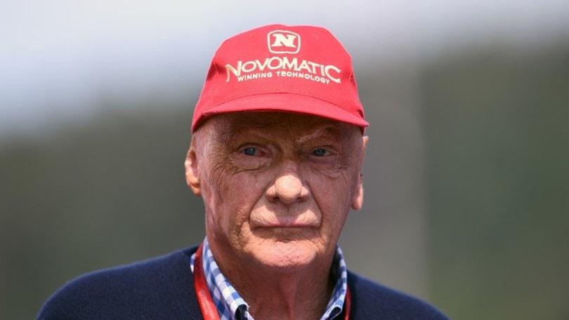 F1 Spa, Lauda: