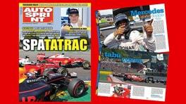 Formula 1, le pagine da girareprima di Monza