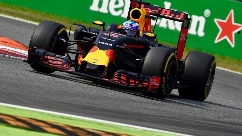 Formula 1 Monza, Red Bull limita i danni e guarda a Singapore
