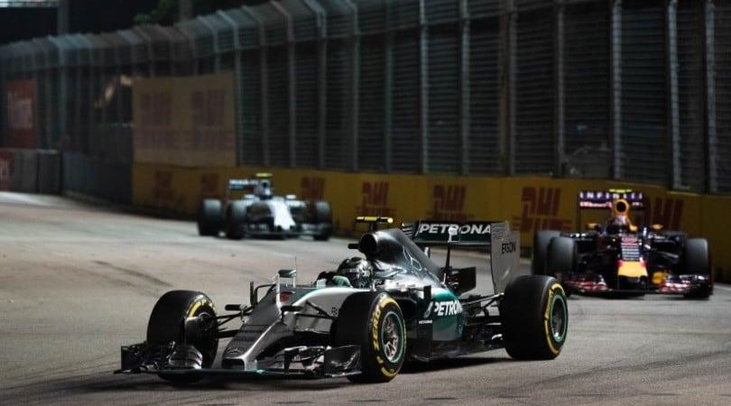 F1 Singapore, Rosberg: