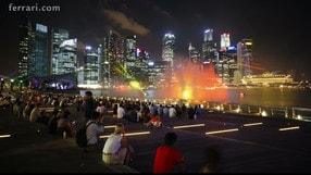 Vettel, nessuno come lui a Singapore