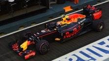 F1 Singapore: confermate le aspettative Red Bull in FP1