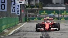 Formula 1 Singapore, a Rosberg le libere 3