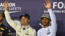 Formula 1 Singapore, la legnata di Rosberg a Hamilton