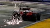 """F1 Singapore, Raikkonen: """"Di più non si poteva, la macchina è questa"""""""