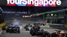 Formula 1 Singapore, vince Rosberg e ora è leader