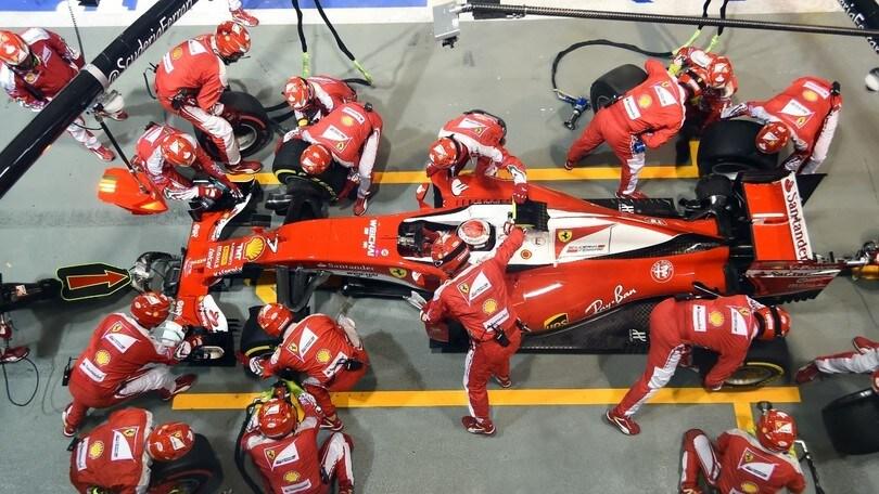 Formula 1 Singapore, Raikkonen e quel podio perso al pit stop