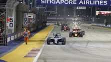 F1 Singapore, analisi gara: i freni non… rallentano (troppo) la Mercedes