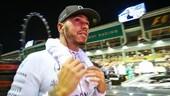 Formula 1 Singapore, podio amaro per Hamilton