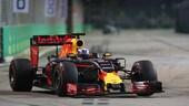 """F1 Singapore, Ricciardo: """"Ci sono andato davvero vicino"""""""