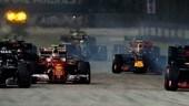 Formula 1 Singapore, ancora una partenza no per Verstappen