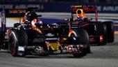 Formula 1: Kvyat ha le palle, punto