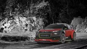 Mondiale Rally 2017, la Citroen C3 WRC si svela