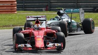 "Formula 1 Malesia, Rosberg e Vettel ""snobbano"" le gomme dure"