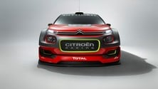 Citroen C3 WRC concept 2017: foto
