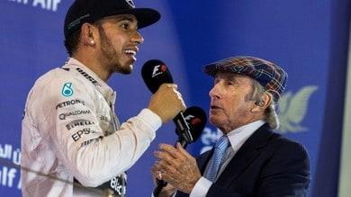 Stewart scommette su Rosberg, anche se Hamilton è più veloce