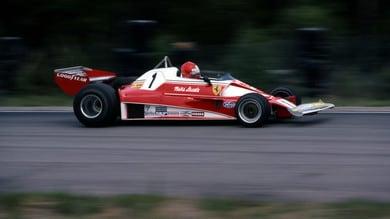 Ferrari, le monoposto di Formula 1 dal 1976 al 2016