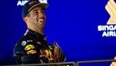 """Assaggi di F1 2017 per Ricciardo: """"Allenamento sarà doppio"""""""