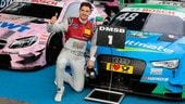 DTM Budapest, le Audi volano in qualifica 1 e Mortara fa la pole
