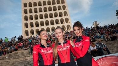 Rally di Roma, la Capitale della bellezza