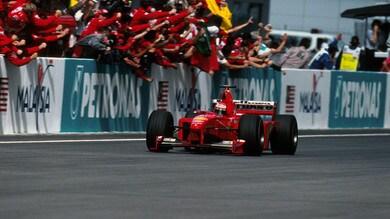 F1 Malesia 1999, l'ultima illusione di Eddie Irvine