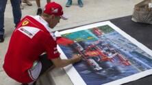 Formula 1 Malesia, i piloti sul circuito di Sepang