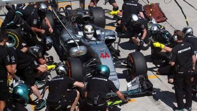 """Formula 1 Malesia, Hamilton: """"Abbiamo cominciato bene"""""""