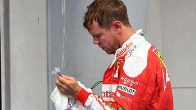 Formula 1 Malesia, Vettel e la speranza ultima a morire