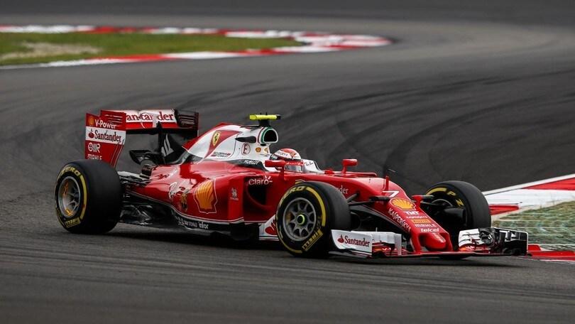 """Formula 1 Malesia, Raikkonen: """"Sorpreso di vedere le Red Bull davanti"""""""