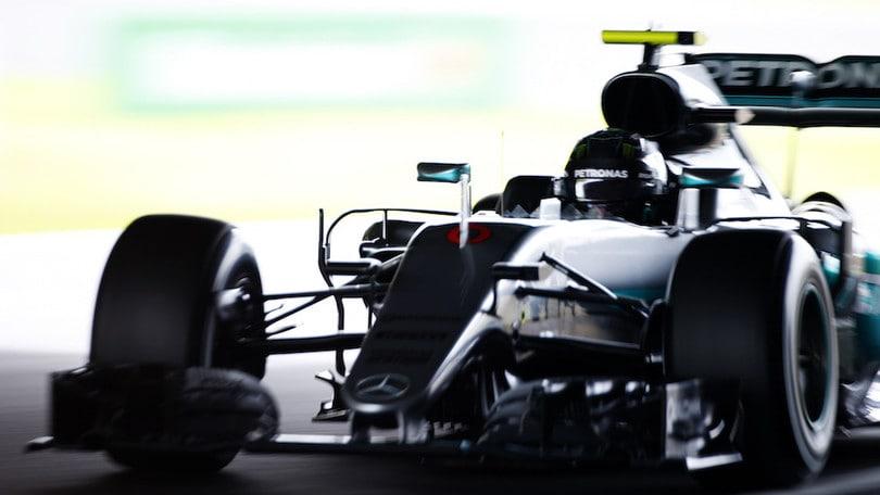 Jorge Lorenzo Mercedes F1? Tempi competitivi ma tutto un altro mondo