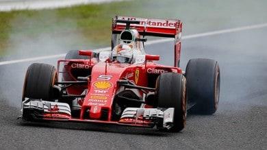 """Formula 1 Giappone, Vettel: """"Scelta giusta, sto con la squadra"""""""