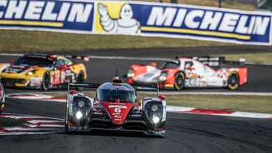 WEC: la Toyota torna alla vittoria, alla 6 Ore del Fuji