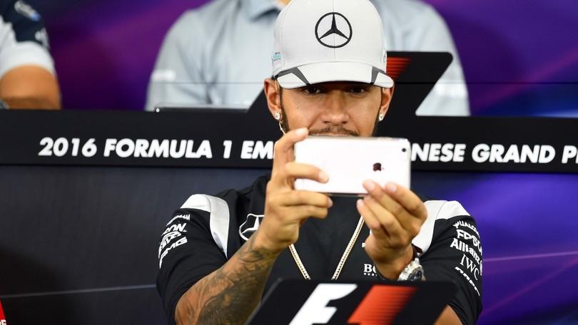 F1 Usa, Lewis Hamilton: