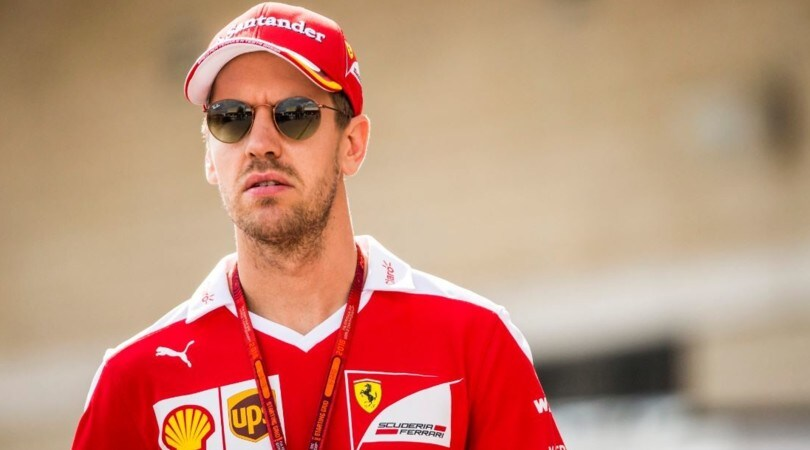 Formula 1 USA, Vettel: