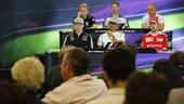Formula 1 Usa: monopolio Hamilton in conferenza