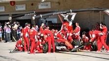 Formula 1 USA, Rosberg leader delle libere 2: foto