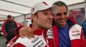 Montoya, Trulli, Barrichello: la vecchia F1 si ritrova in kart a Lonato