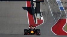 Formula 1 USA, libere 3 nel segno Red Bull: foto