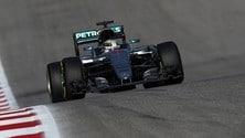 Formula 1 Usa: pole da record per Hamilton, terza fila Ferrari